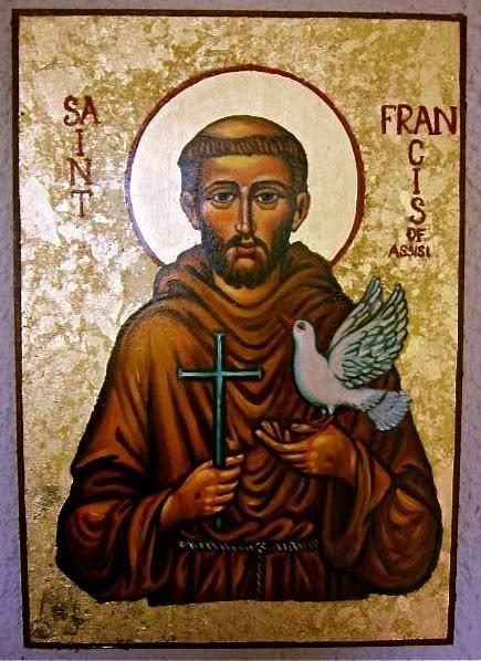 Wspomnienie św. Franciszka z Asyżu