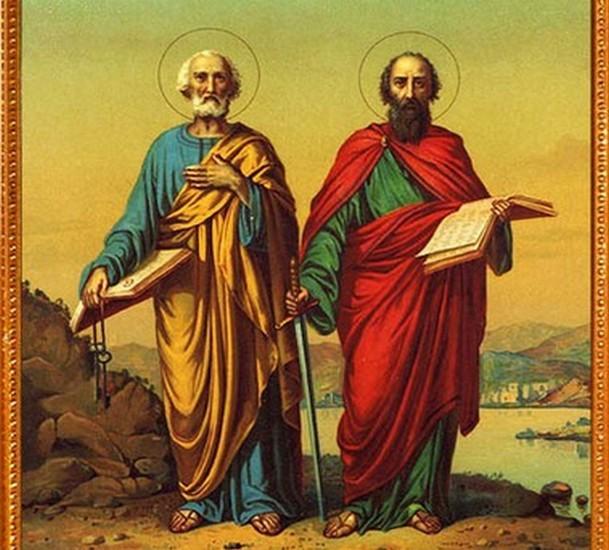 Uroczystość Św. Apostołów Piotra i Pawła