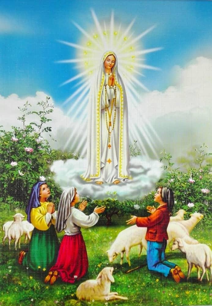 13 lipca 1917 r. – trzecie objawienie Matki Bożej
