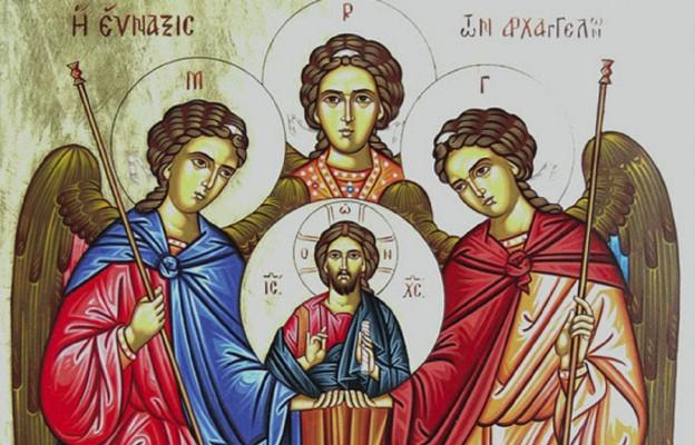 Święci Archaniołowie – Michał, Rafał i Gabriel