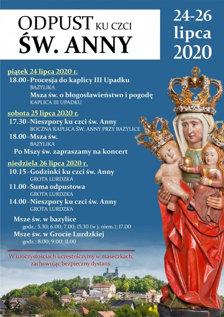 Odpust ku czci św. Anny