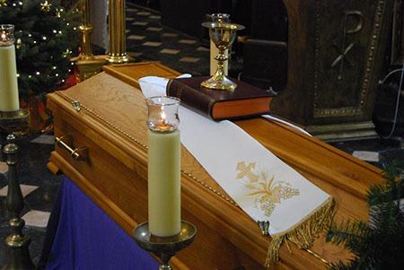 Pogrzeb chrześcijański