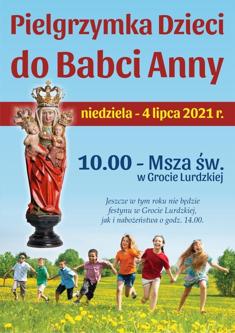 Zaproszenie do św. Anny