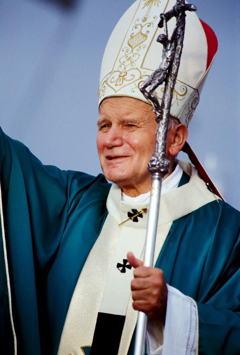 12 rocznica śmierci św. Jana Pawła II