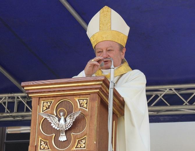 80-ta rocznica urodzin biskupa Gerarda Kusza