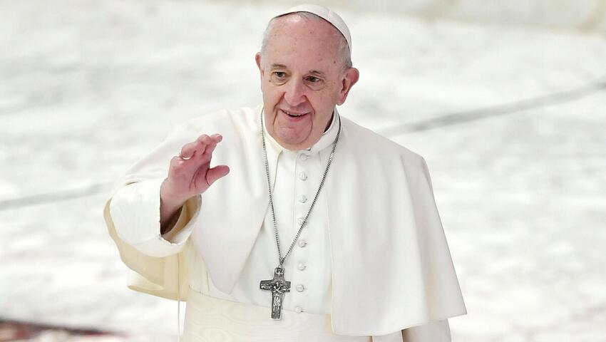 84 rocznica urodzin papieża Franciszka