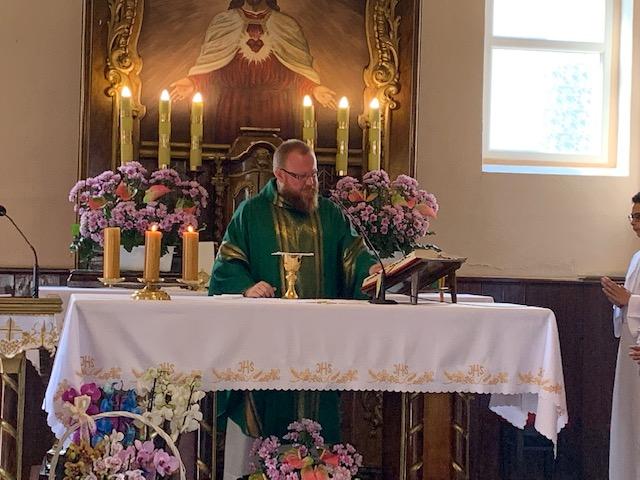 Zakończenie posługi w Kochcicach ks. Michała Nicponia