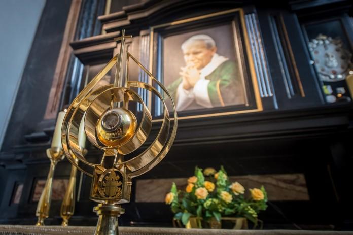 Dziś wspomnienie liturgiczne św. Jana Pawła II