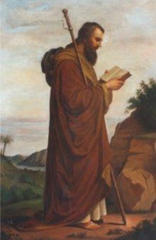 Święty Jakub Starszy, Apostoł