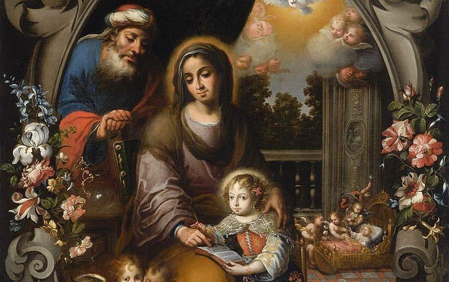 Wspomnienie św. Joachima i Anny
