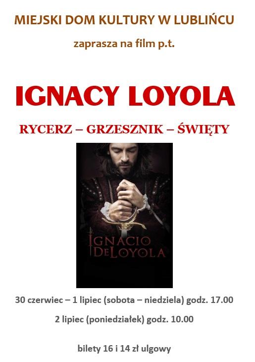 Zaproszenie do kina w Lublińcu