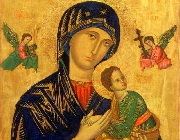 wspomnienie Matki Bożej Nieustającej Pomocy