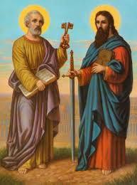 Uroczystość Świętych Apostołów Piotra i Pawła