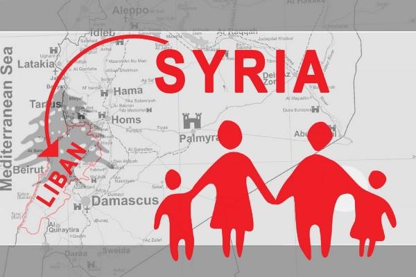Podziękowania z Syrii