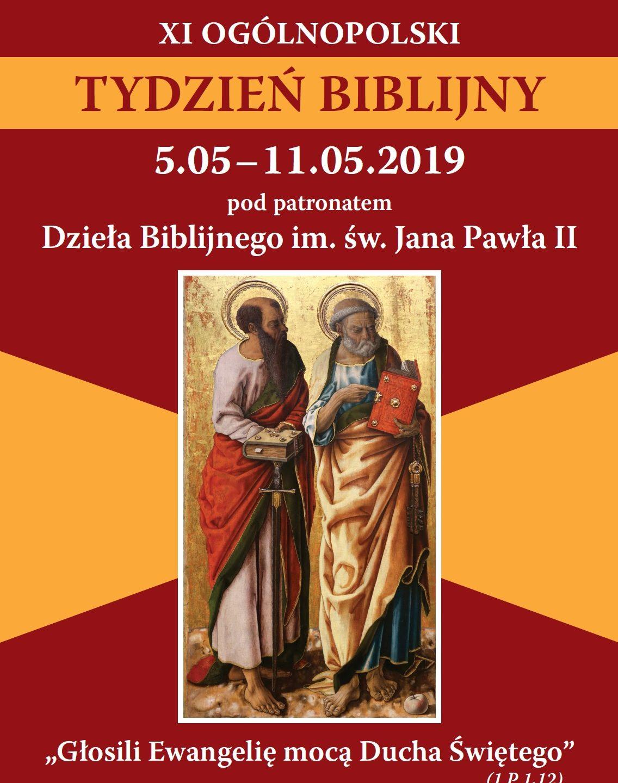 XI Ogólnopolski Tydzień Biblijny
