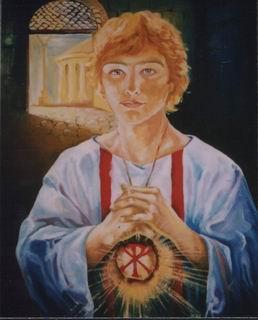 Wspomnienie św. Tarsycjusza – patrona ministrantów