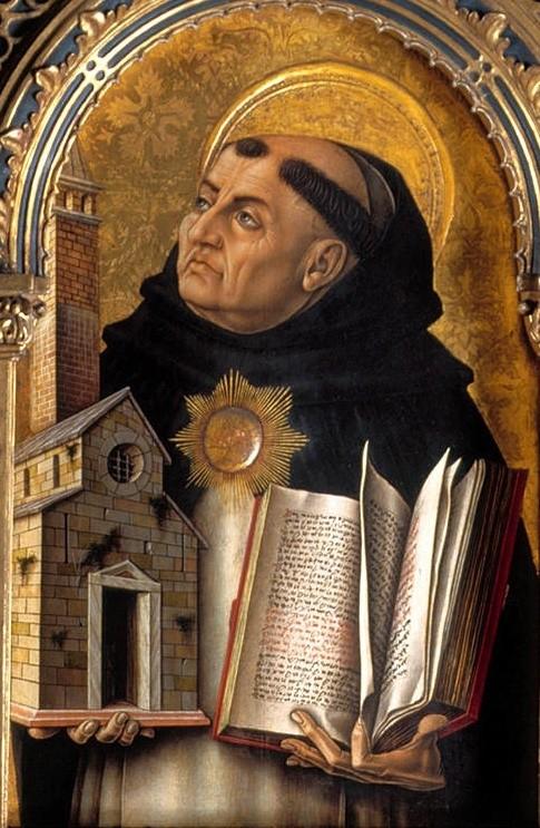 Święty Tomasz z Akwinu, prezbiter i doktor Kościoła