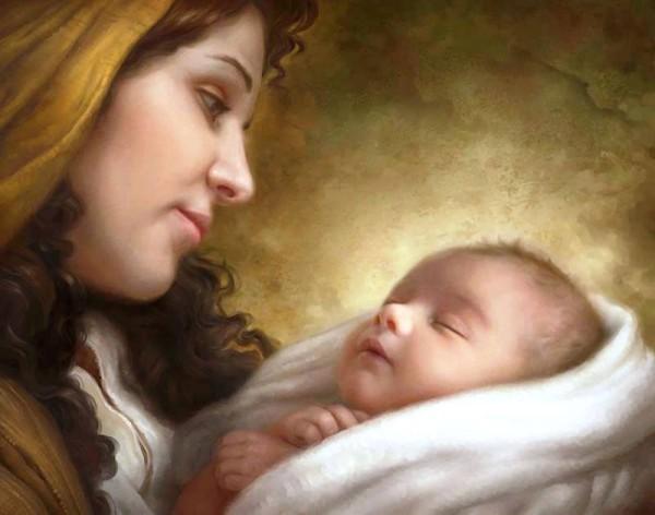 Uroczystość Świętej Bożej Rodzicielki Maryi – 1 stycznia