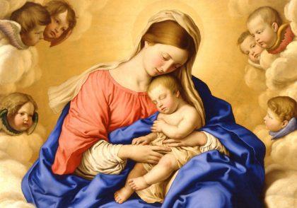 Uroczystość Świętej Bożej Rodzicielki
