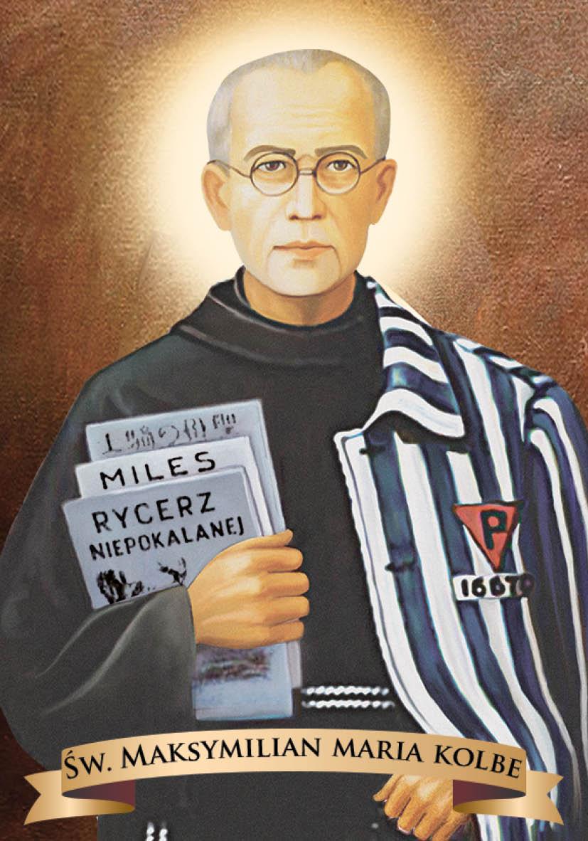 Maksymilian Maria Kolbe – ostatnia droga świętego