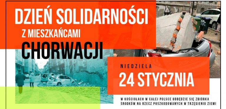 Dzień solidarności z Chorwacją