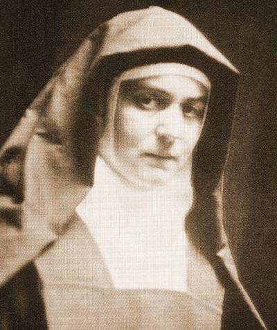 Święta Teresa Benedykta od Krzyża (Edyta Stein)