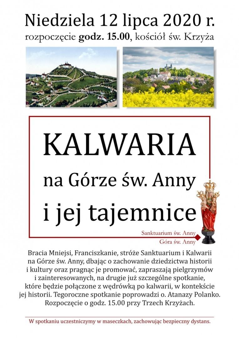 Tajemnice Kalwarii na Górze św. Anny