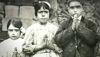 102 rocznica Objawień Fatimskich