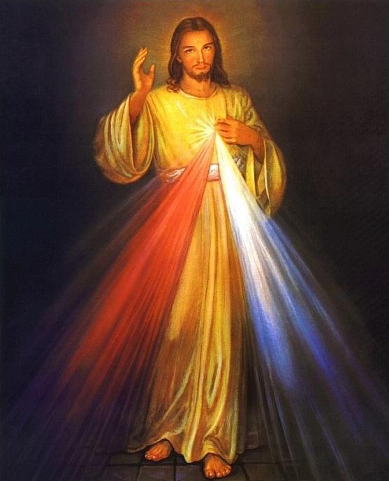 Święto Miłosierdzia Bożego