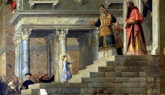 Ofiarowanie Najświętszej Maryi Panny – co o nim wiesz ?