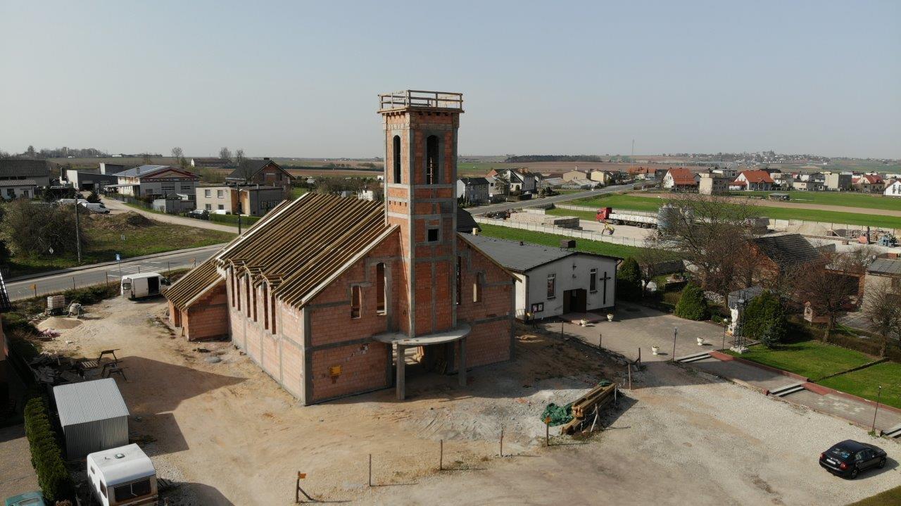 Nasz nowy kościół