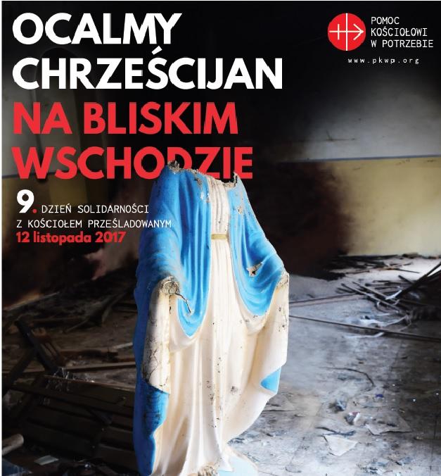 9 Dzień Solidarności z Kościołem Prześladowanym