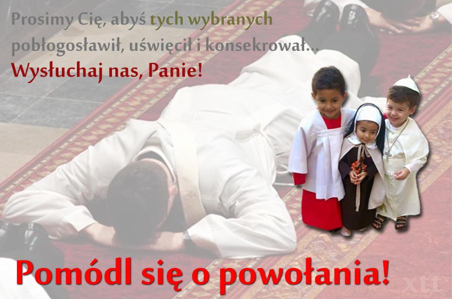 Światowy Dzień Modlitw o Powołania