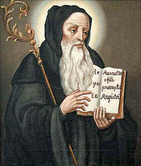 św. Benedykt, opat, Patron Europy