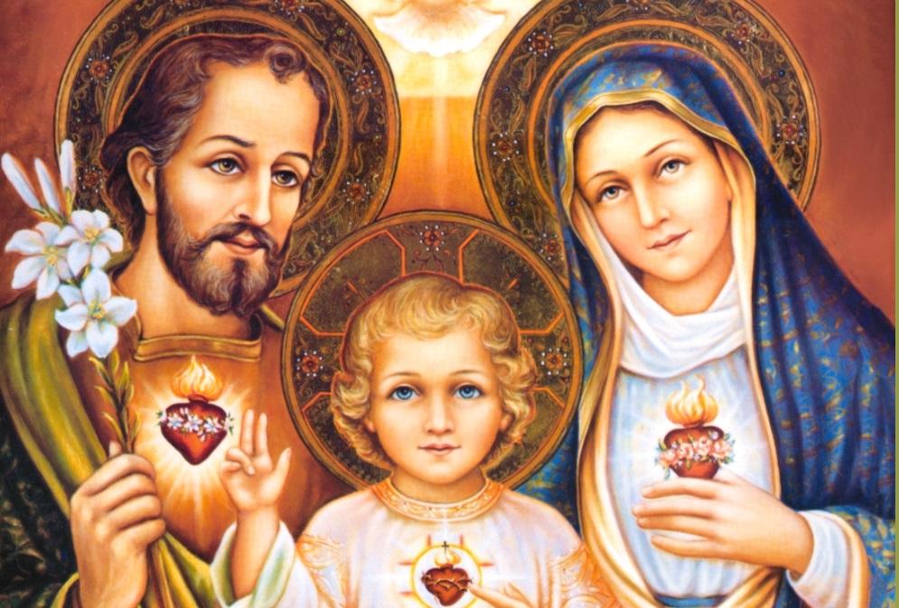 Święto Świętej Rodziny – Jezusa, Maryi i Józefa