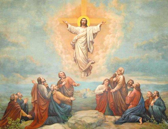 Dziś uroczystość Wniebowstąpienia Pańskiego