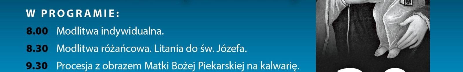 Pielgrzymka mężczyzn do Piekar